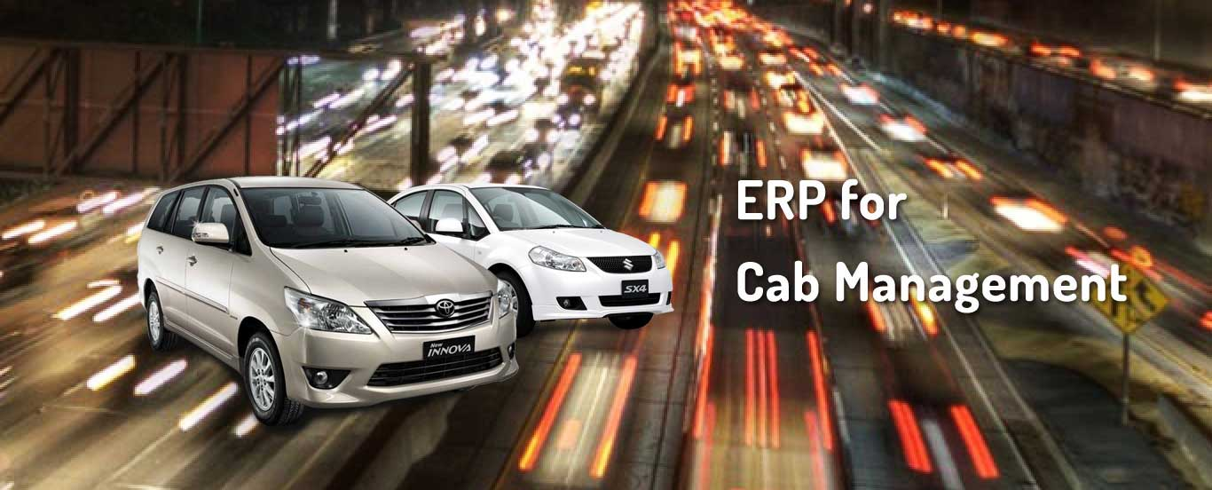 ERP for Cab Management
