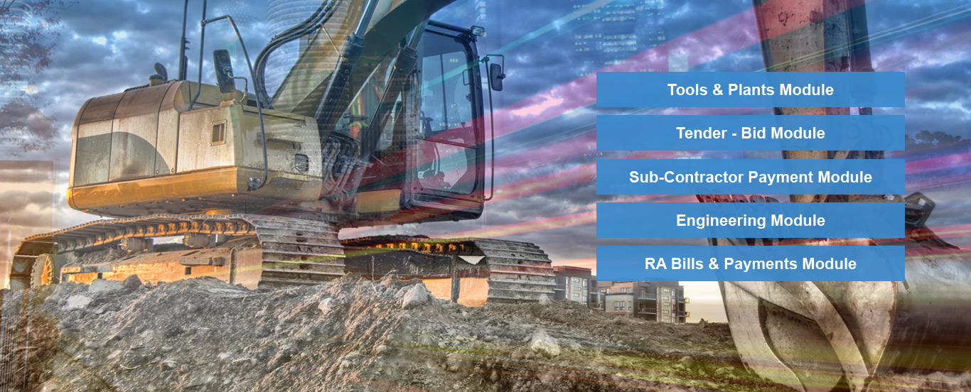 Construction ERP Software Solutions