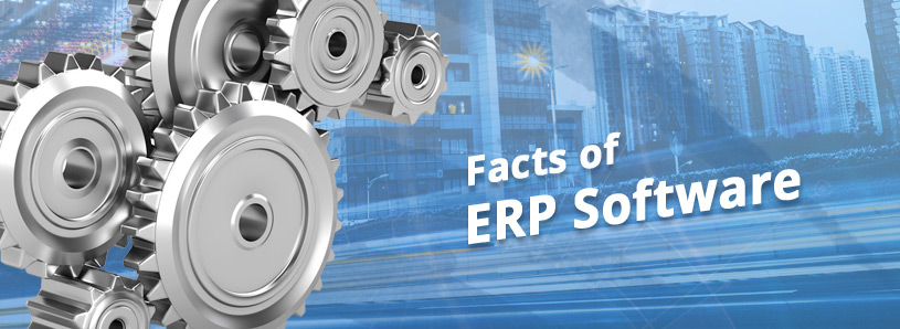 Facts of ERP Software