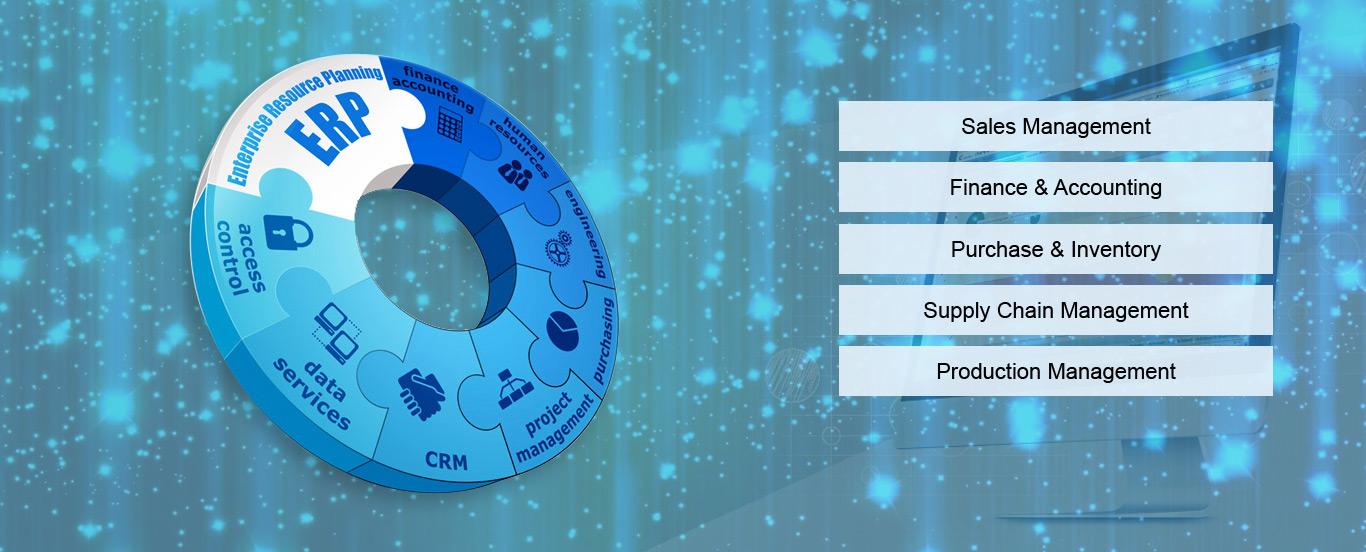 ERP Software Noida, ERP Software Company, ERP Vendors in Noida