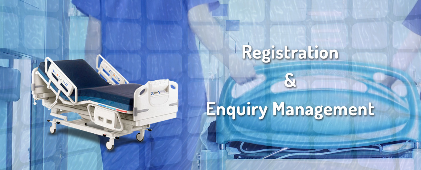 Registration & Enquiry Management