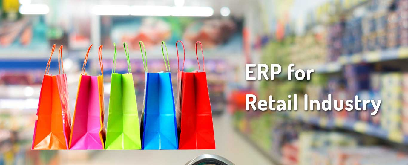 ERP for Retail Industry